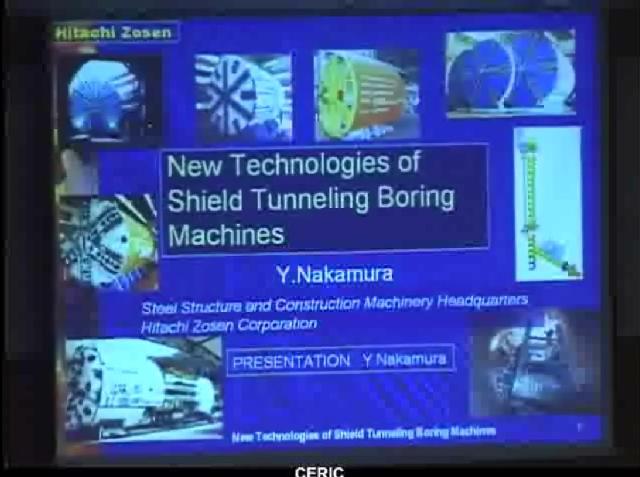 쉴드 TBM 신기술 및 지반조건에 따른 장비선정 방안(2)